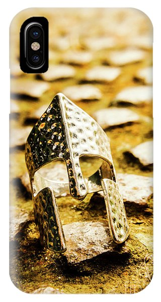 Metal iPhone Case - The Roman Pavement by Jorgo Photography - Wall Art Gallery