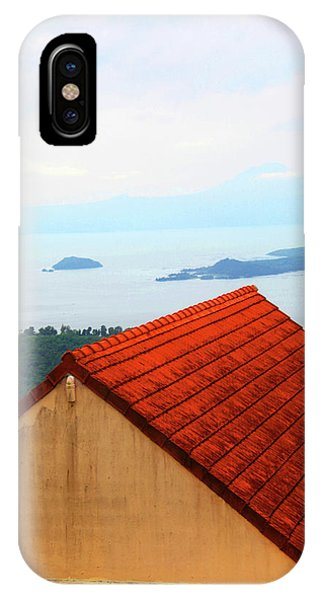 The Roof Be Told IPhone Case