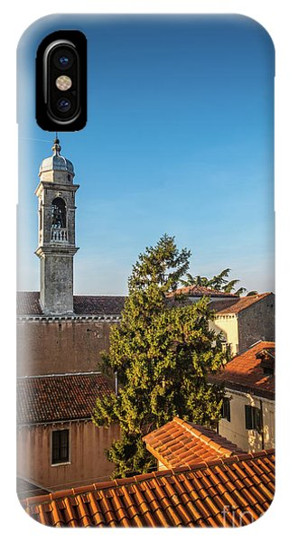 The Roofs Of Venice IPhone Case