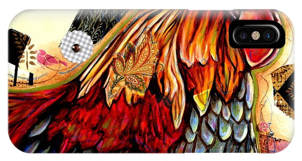 The Rooster IPhone Case
