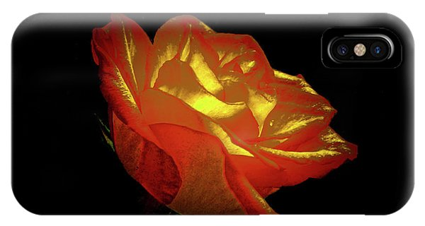 The Rose 3 IPhone Case