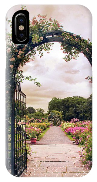 The Rose Allee IPhone Case