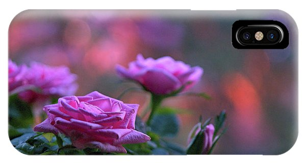 IPhone Case featuring the photograph The Roses by Lance Sheridan-Peel