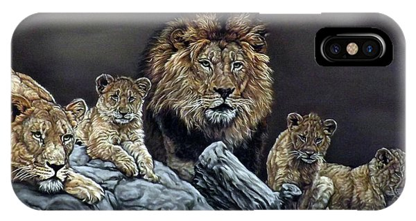 The Royal Family IPhone Case