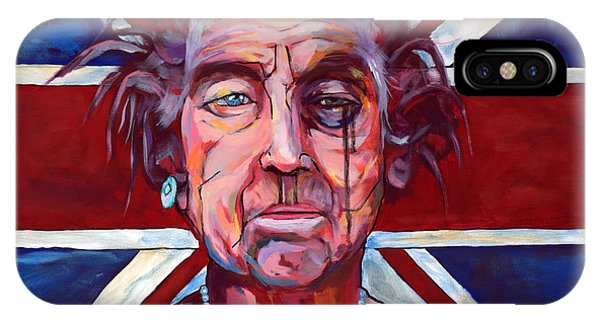 Awakening iPhone Case - The Royal Flush by David Hinds