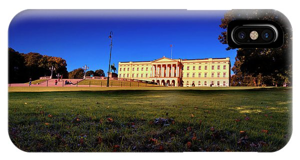 The Royal Palace IPhone Case