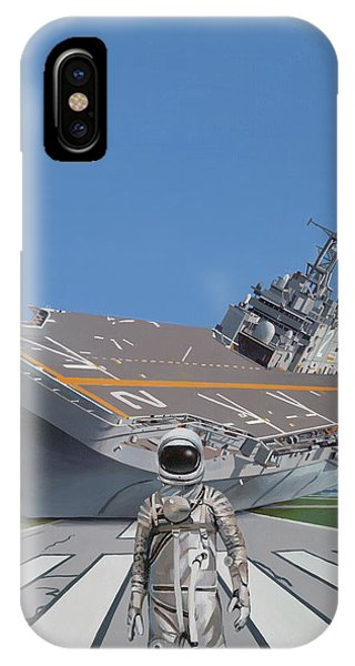 iPhone Case - The Runway by Scott Listfield