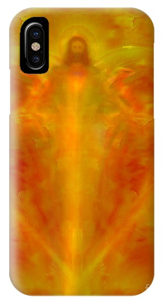 The Sacred Heart Of Jesus IPhone Case