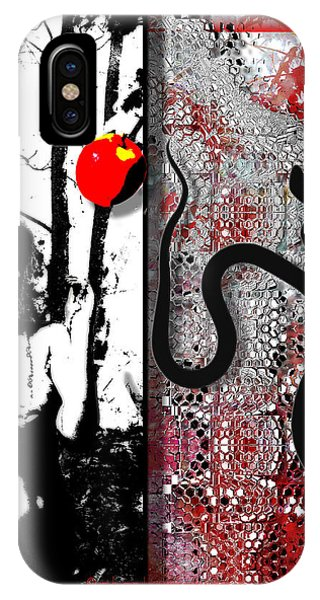 The Same Old Story - All About Eve IPhone Case