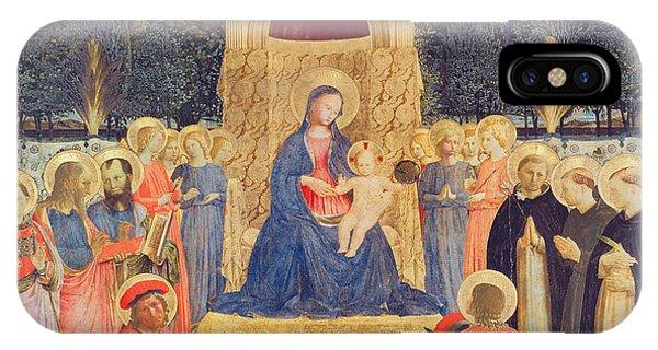 The San Marco Altarpiece IPhone Case