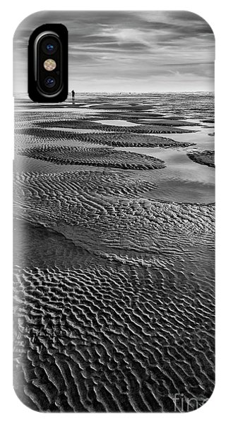 The Sand Pattern IPhone Case
