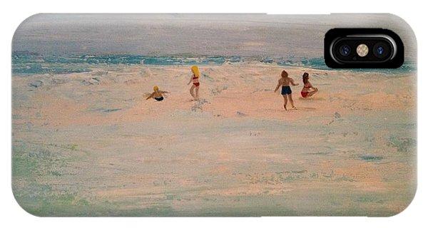 The Sandbar IPhone Case