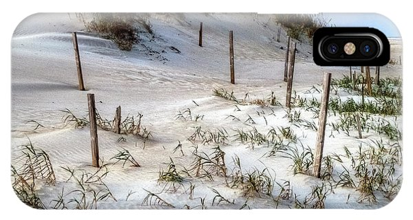 The Sands Of Obx Hdr II IPhone Case