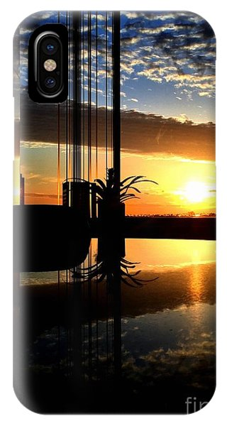 The Scene From A IPhone Case