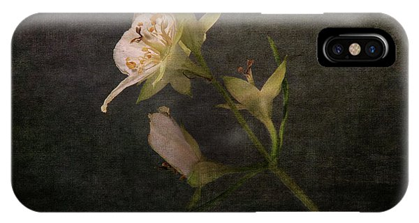 IPhone Case featuring the photograph The Scent Of Jasmines by Randi Grace Nilsberg