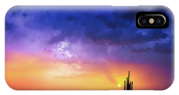 The Scent Of Rain IPhone Case