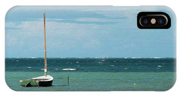 IPhone Case featuring the photograph The Sea Calls My Name by Break The Silhouette