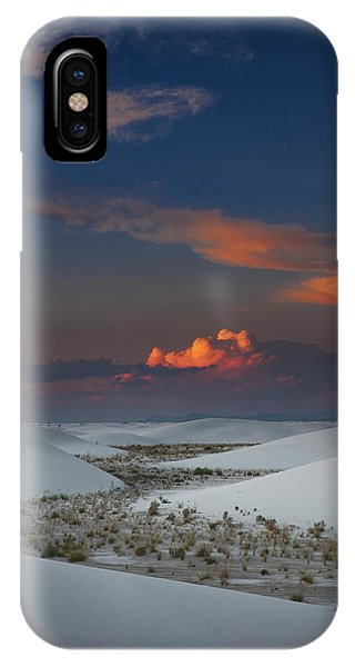 The Sea Of Sands IPhone Case
