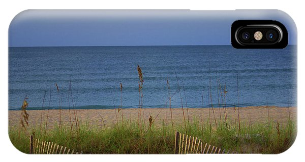 The Sea Shore Line IPhone Case