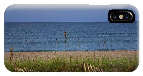 The Sea Shore Line IPhone Case