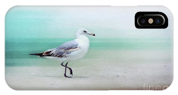 The Seagull Strut IPhone Case