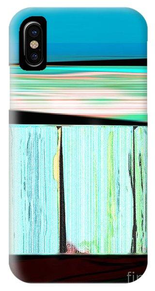 The Seawalls No. 1 Sunrise IPhone Case