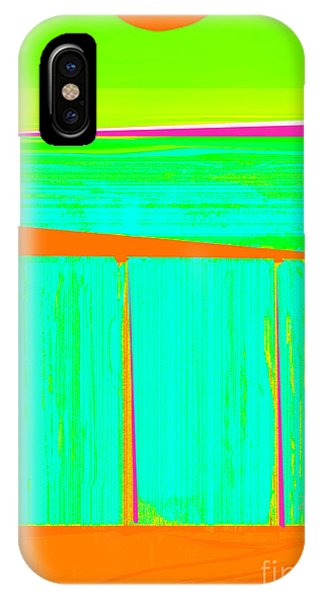 The Seawalls No. 2 High Noon IPhone Case