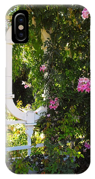 The Secret Garden IPhone Case