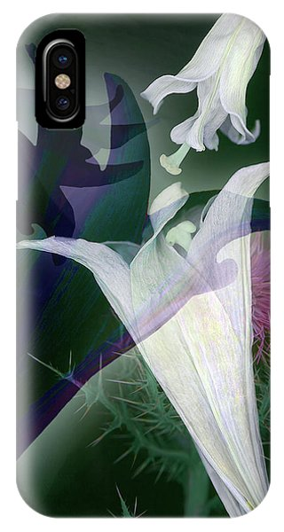 The Secret Life Of Plants IPhone Case
