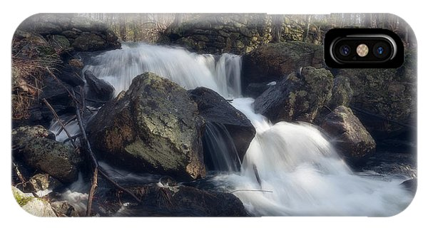 The Secret Waterfall 1 IPhone Case