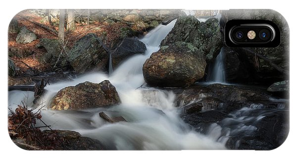 The Secret Waterfall 2 IPhone Case
