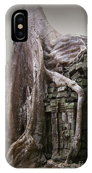 The Secrets Of Angkor IPhone Case