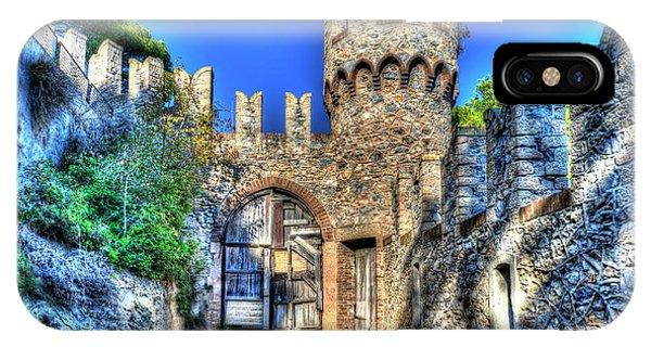The Senator Castle - Il Castello Del Senatore IPhone Case
