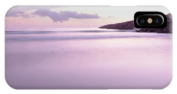 South Pacific Ocean iPhone Case - The Serenity by Masako Metz