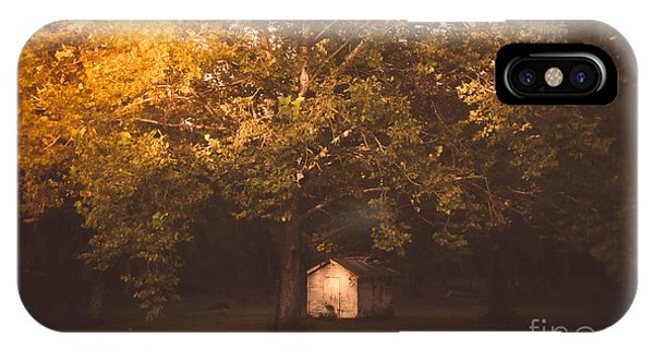 Wakulla iPhone Case - The Shack by Andrea Anderegg