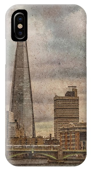 London, England - The Shard IPhone Case