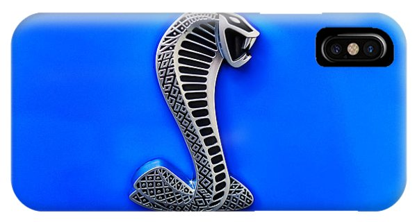 The Shelby Snake IPhone Case