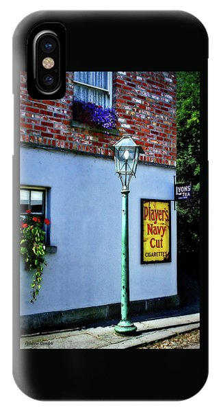 The Shops At Bunratty Castle IPhone Case
