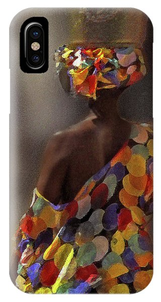 The Shoulder Of Africa IPhone Case