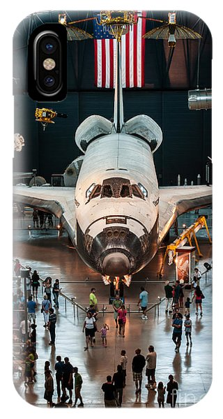 The Shuttle IPhone Case