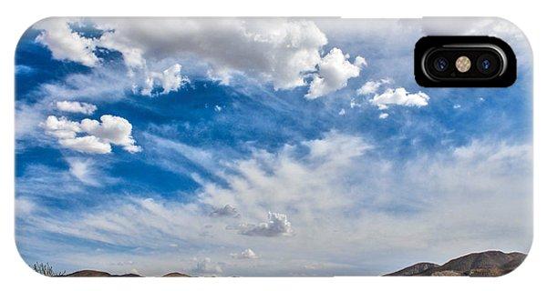 The Sky IPhone Case
