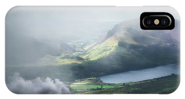 The Snowdon Express IPhone Case