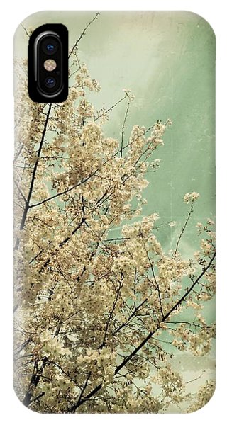 The Softness Of Spring IPhone Case