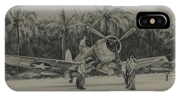 The Solomons 1943 IPhone Case