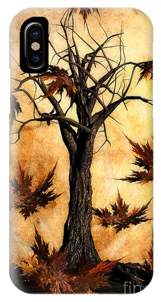 Fall Colors iPhone Case - The Song Of Autumn by John Edwards