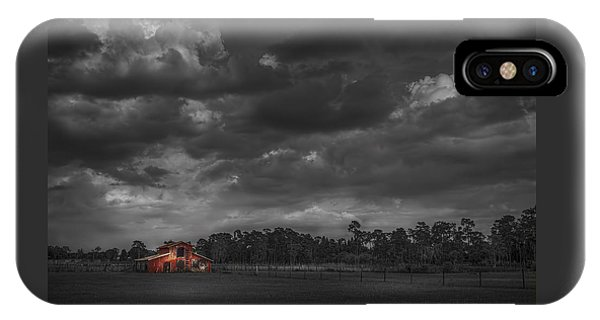 The South Forty IPhone Case