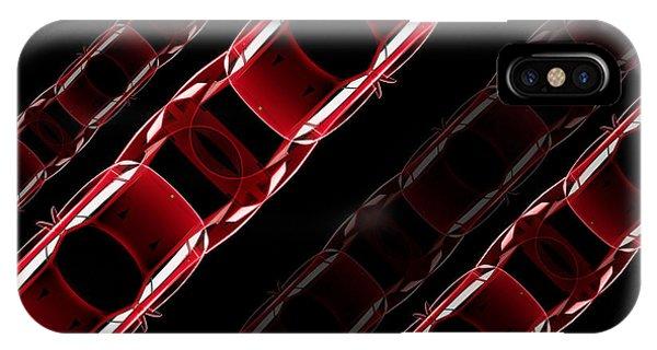 The Speed Of Traffic - Ferrari F40 IPhone Case