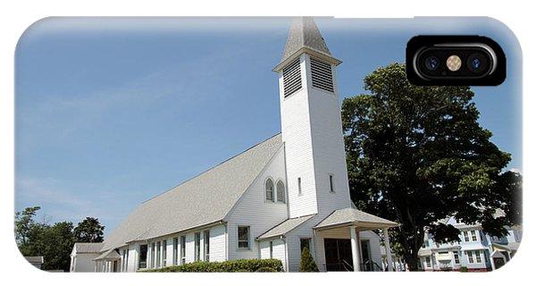 The St Francis De Sales R C Church IPhone Case