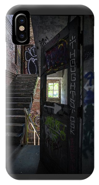 The Stairs Beyond The Door IPhone Case