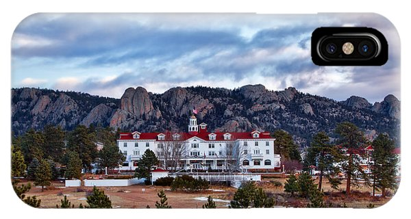 The Stanley Hotel IPhone Case